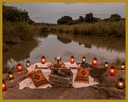 Elandela Lodges Romantic