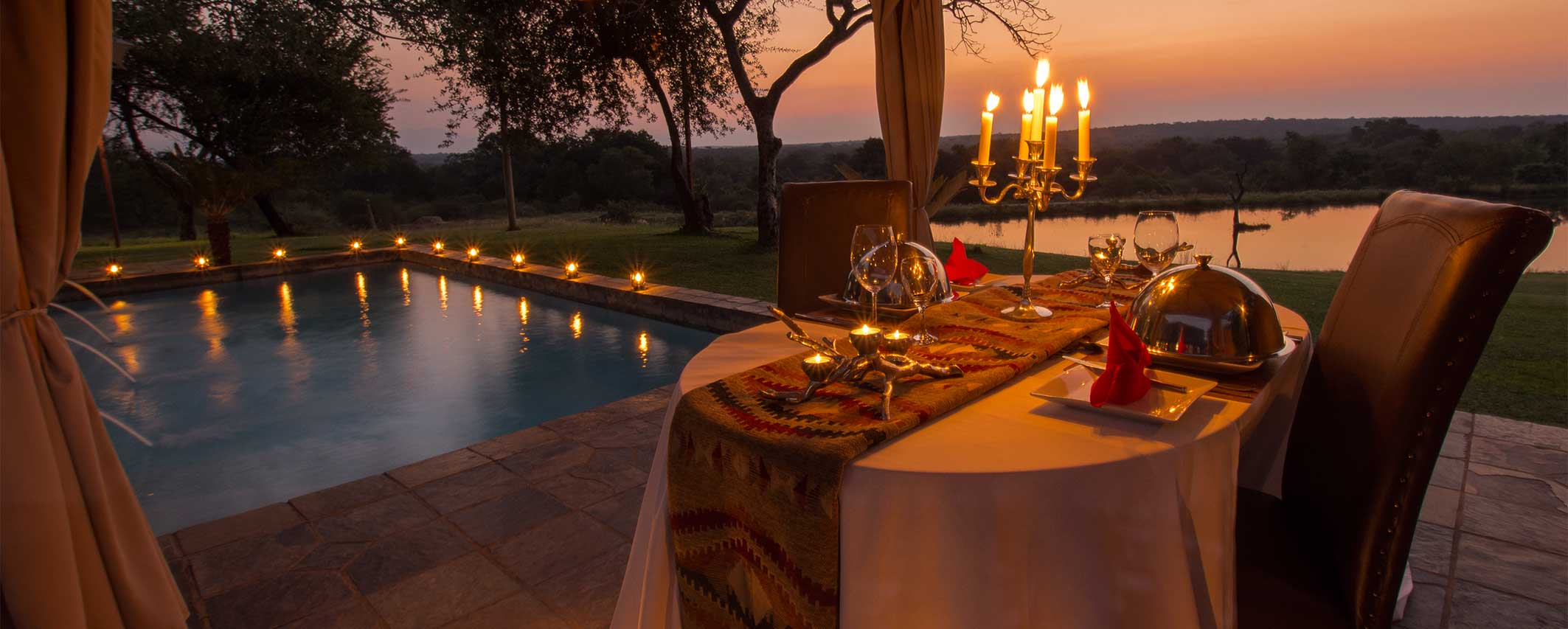 Experience A True African Wilderness Honeymoon